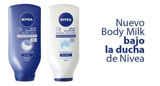 Nuevo-Body-Milk-bajo-la-ducha-de-Nivea