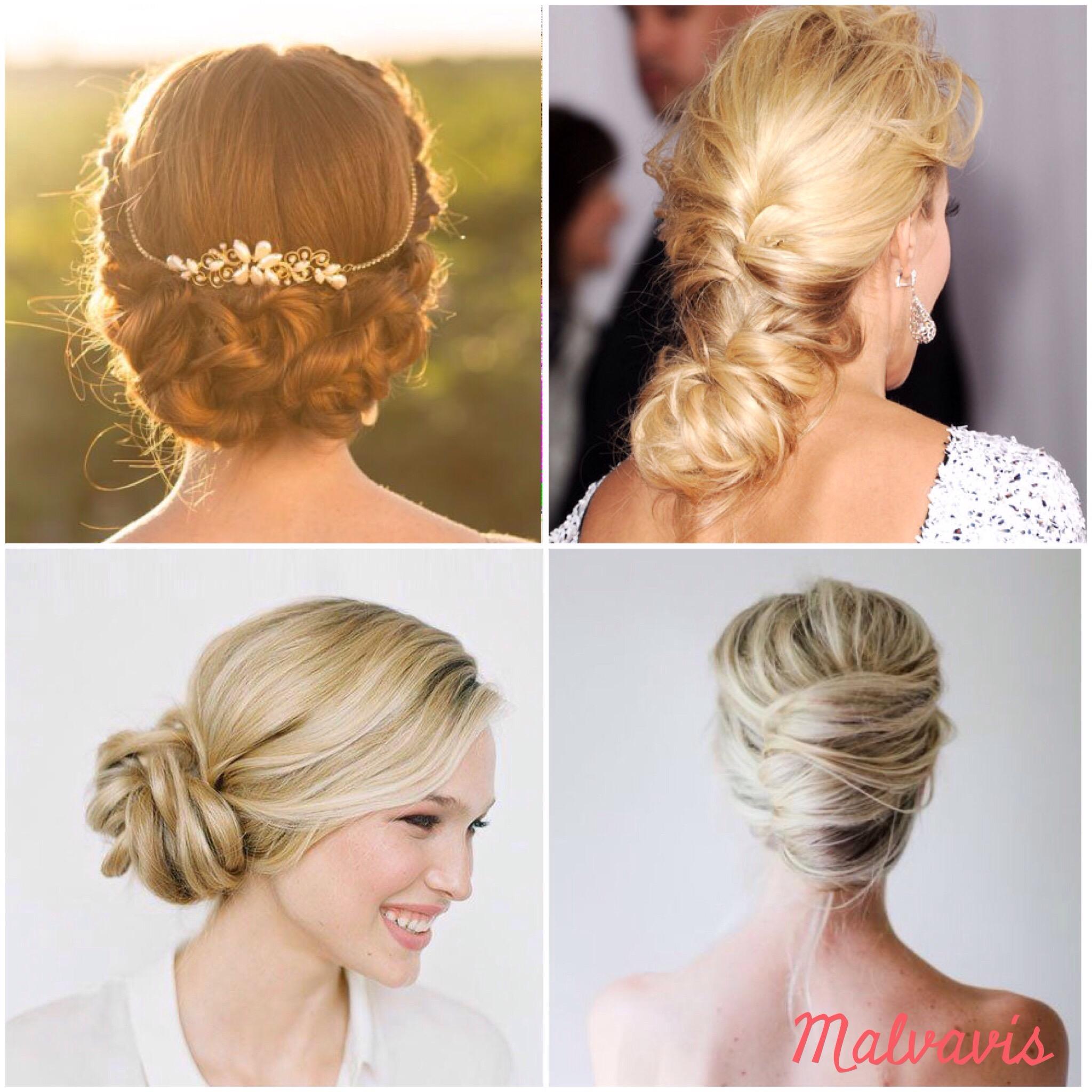 Peinados para invitadas malvavis - Peinados de boda para invitadas ...